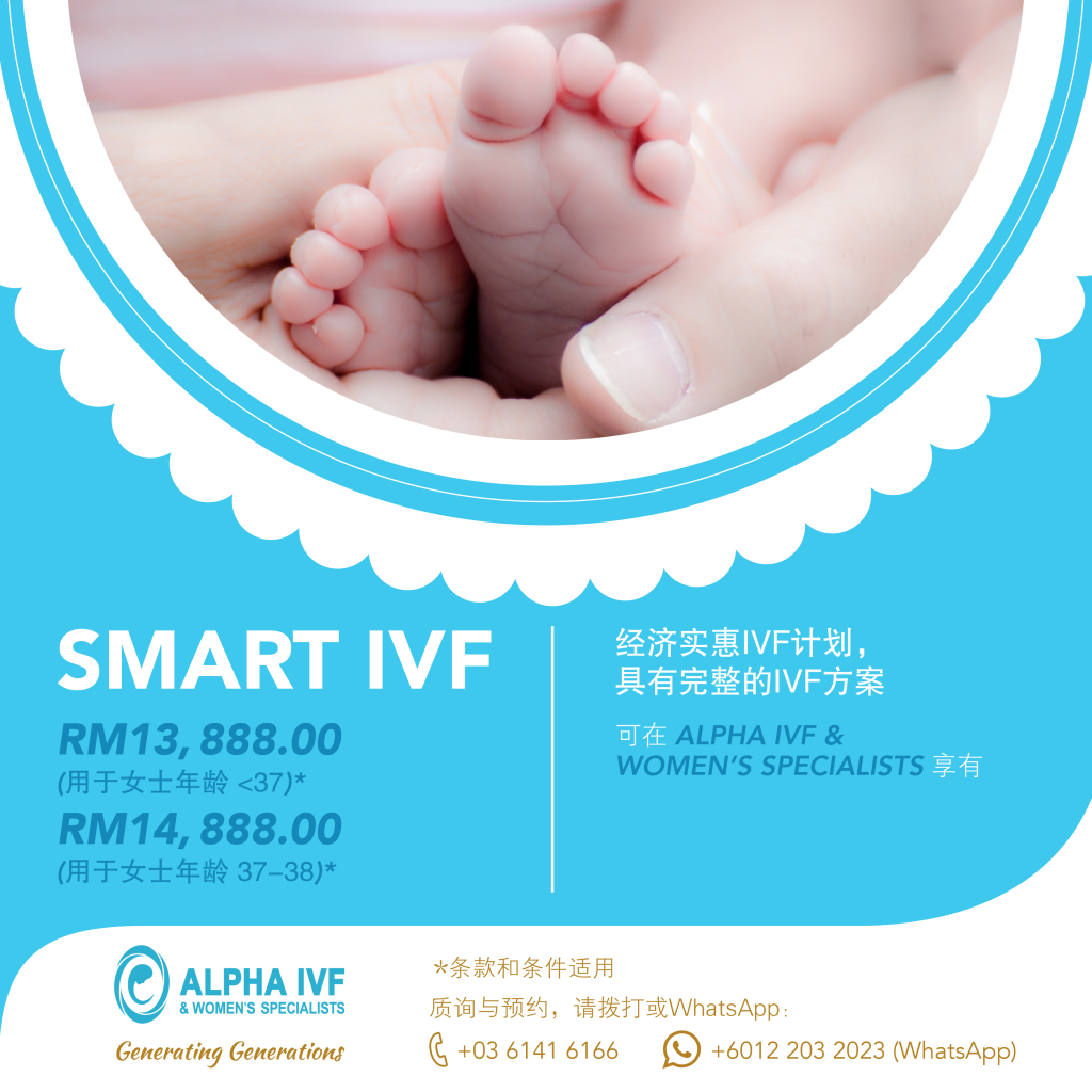 Smart IVF RM 13,888- RM 14888